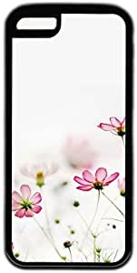Pink Flower Theme Iphone 5C Case