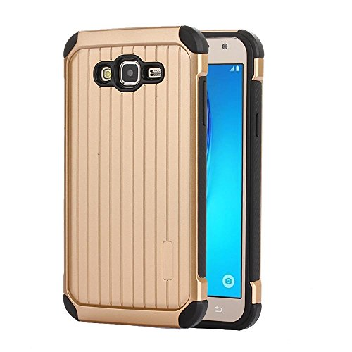 casehaven-galaxy-j7-hybrid-case-vertical-striped-metallic-finish-dual-layer-shockproof-drop-protecti