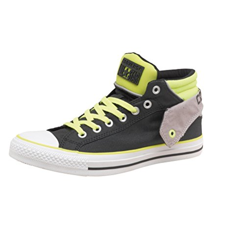 Converse CT PC Layer mid; All Star ,Chucks; schwarz/gelb