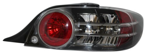 Side Stand Assembly (Genuine Mazda Parts FE01-51-170L Mazda RX-8 Passenger Side Replacement Tail Light Assembly)