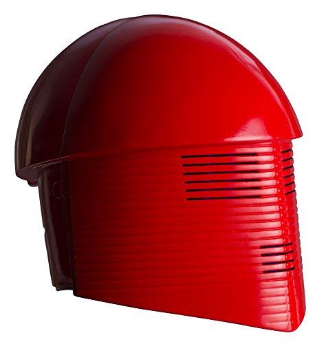 Rubie's Star Wars Episode VIII: The Last Jedi Men's Praetorian Guard 2-Piece Mask Red  Adult Mask ()
