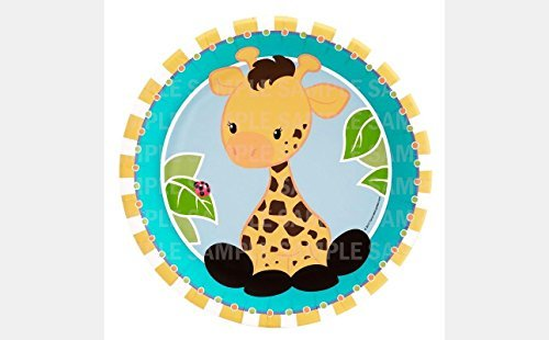 - Giraffe Birthday Edible Vulli Sophie Image Photo 8