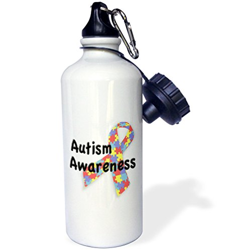 Autism Awareness Sports WaterBottle