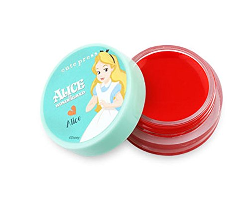 Dior Tinted Moisturizer (Cute Press Alice In Wonderland Tint Balm 6.5g #Alice)