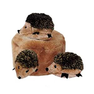 Pet Supplies : Pet Squeak Toys : ZippyPaws - Woodland