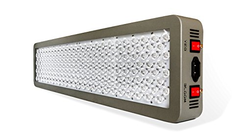 Advanced Platinum Series P600 600w 12-band LED Grow Light - DUAL VEG/FLOWER FULL SPECTRUM by PlatinumLED Grow Lights