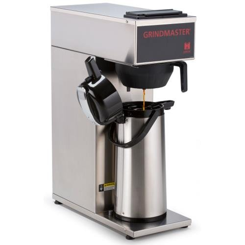 Grindmaster Cecilware CPO-SAPP Portable Pour Over Coffee Brewer Airpot with No Warmers, Stainless Steel