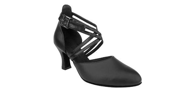 Very Fine Womens Competitive Dancer Model CD1108-2 Medium Heel