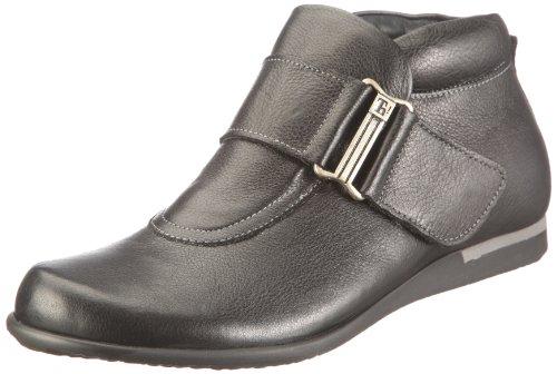 Think Vita 7-87036-01 - Botas de cuero para mujer Negro (Schwarz/sz hydro)