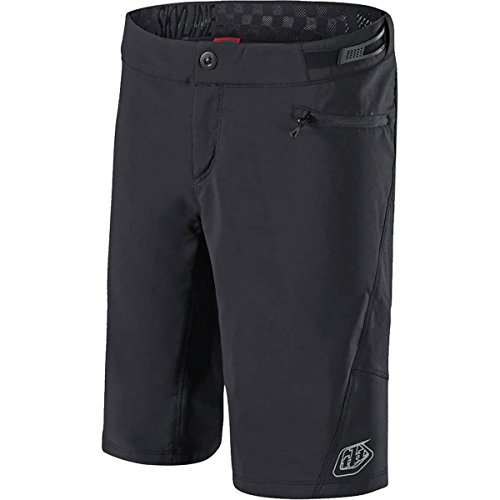 Troy Lee Designs Skyline Short - Women's Solid Black, S by Troy Lee Designs (Image #1)