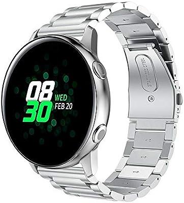 Amazon.com: Correas de reloj de reloj reloj banda de ...