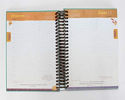 Amazon.com : Agenda Pechi 2020 Esperanza- (Planner in ...
