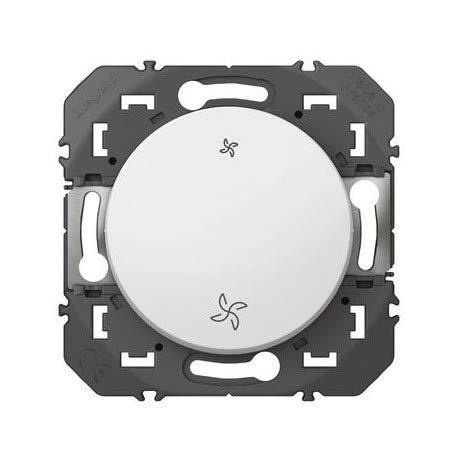 LEGRAND - Poussoir commande VMC dooxie blanc - 600006-600006