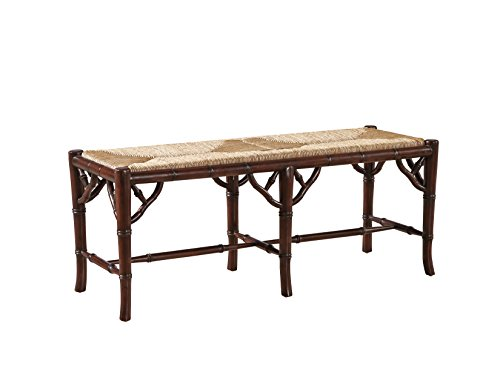 Sloane Elliot SE0351 Serifa Backless Bench Mahogany