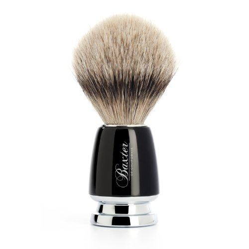 Baxter of California Silver Tip Badger Shave Brush by Baxter of California