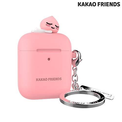 Kakao Airpod Case 2nd Generation Apeach (Pink)