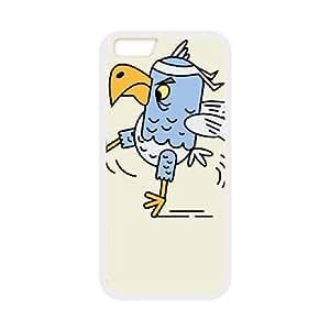 iPhone 6 4.7 Inch Cell Phone Case White KARATE BIRD Pejak