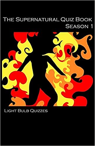Amazon com: The Supernatural Quiz Book Season 1: 500