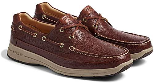 Sperry Top-Sider Gold Cup Ultra Boat Shoe Men 10.5 Cognac