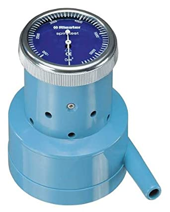 Riester 5260 spirotest, azul, en caja de cartón
