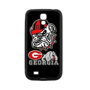 Customize Georgia Bulldogs Back Case for SamSung Galaxy S4 I9500 JNS4-1415
