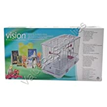 Vision Bird Cage Starter Kit, Large