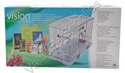 Vision Bird Cage Starter Kit, Large 82963