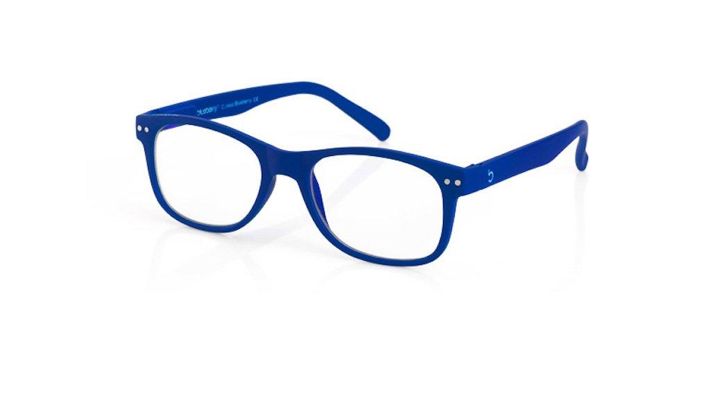 Cool Amazon puter Glasses Blueberry L Classic Blueberry Blue Light Blocking Eyeglasses HEV Eyeglasses puter and screen glasses Classic Blueberry New - Unique glasses that filter out blue light Elegant