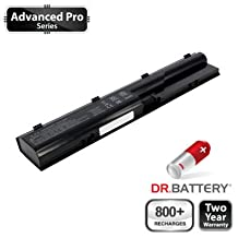 Dr. Battery® Advanced Pro Series Laptop / Notebook Battery Replacement for HP ProBook 4530s (4400mAh) FREE SHIPPING! 60-Day Money Back Guarantee! 2 Year Warranty (Ship From Canada)