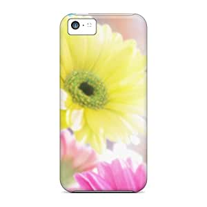 Forever Collectibles G Is For Gerberas Hard Snap-on Iphone 5c Case