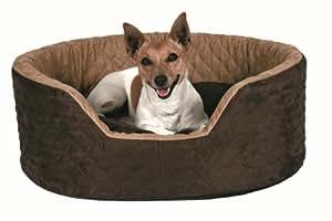 Trixie Benito perro cama, 50x 35cm, marrón
