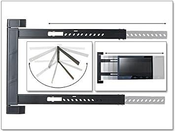 Drall Instruments Universal Tv Wandhalterung Halterung Amazon De