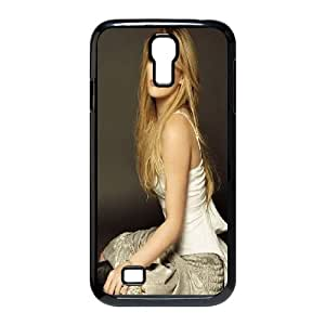 Samsung Galaxy S4 9500 Cell Phone Case Black Singer Hilary Duff FXS_567672
