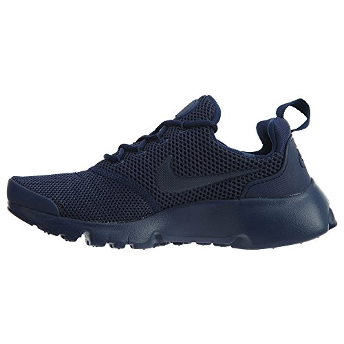 Nike Womens Af1 Low Upstep Br Casual Shoes Midnight Navy / Midnight Navy