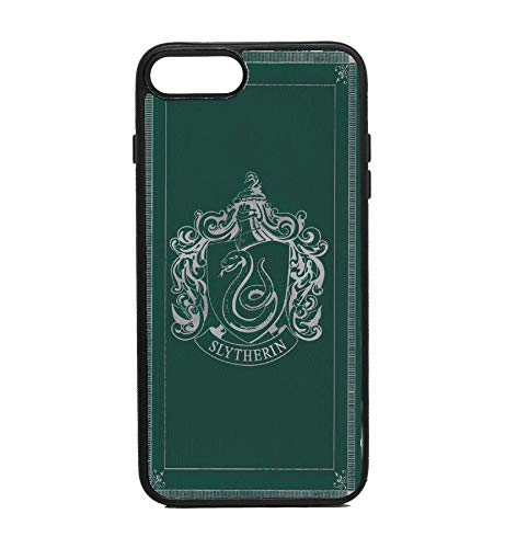 reputable site 9f003 b8b05 Amazon.com: Phone Case Harry Potter Slytherin for iPhone 7 Plus ...