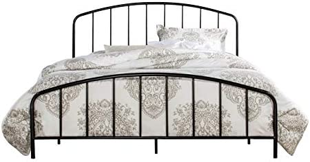 Hillsdale Furniture Tolland Metal Queen Bed