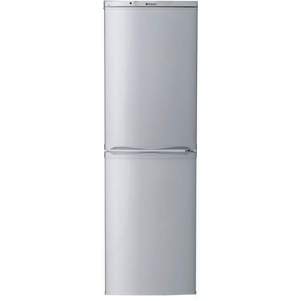 Hotpoint HBNF5517S Freestanding Fridge Freezer -Silver