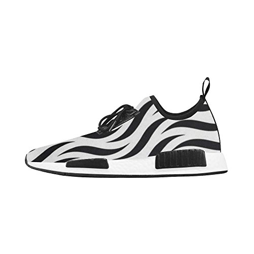 Shoes Fitness And Black Sneakers Draco Pattern Men Running White InterestPrint Chic Trainer Geometric xHfzZH7w