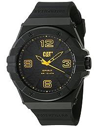 Caterpillar LE.111.21.137 Reloj Análogo, Redondo para Hombre