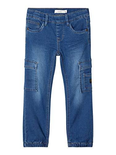 NAME IT jongens Jeans NMMROMEO DNMATHAYERS 2394 CARGO PANT