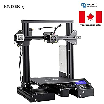 Creality 3D Ender 3 V-Slot Prusa I3 DIY 3D Printer Kit 220 X 220 X 250mm 360W