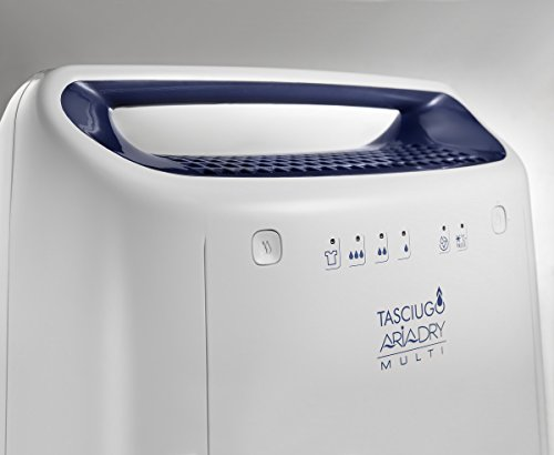 De'Longhi DEX12 Dehumidifier - White
