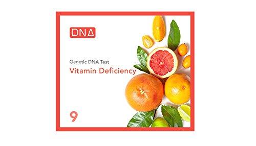 Genetic DNA Test Vitamin Deficiency