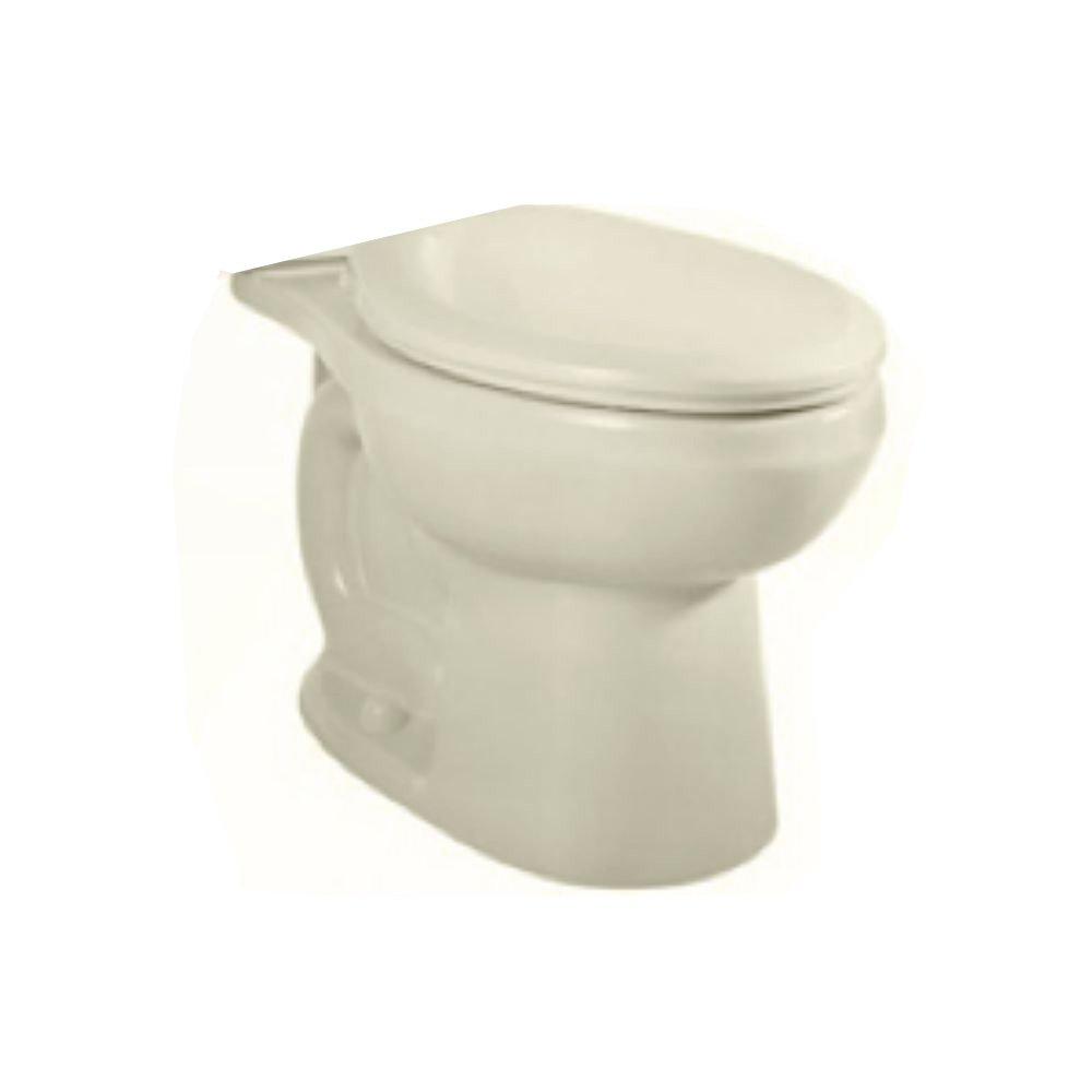 American Standard 3706.216.222 H2Option Dual Flush Elongated Bowl, Linen