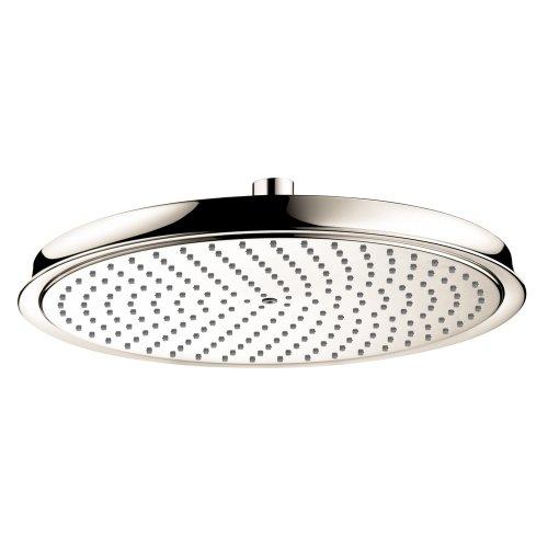- Hansgrohe 28428831 Raindance C 300 1 Jet Showerhead, Polished Nickel