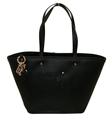 Borsa SHOPPING due manici BLUGIRL by blumarine BG 929002 women bag NERO