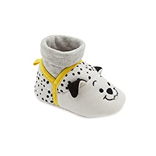 Disney Lucky Slippers for Baby - 101 Dalmatians Size 12-18 MO Multi