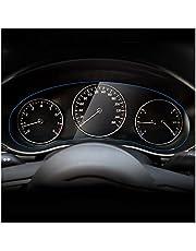 Instrumentenpaneel Screen Protector Voor MAZDA 3 Voor AXELA CX-30 2019 2020 2021 Automotive Interior Instrument Panel LCD Scherm TPU Beschermfolie Gehard glasbeschermer