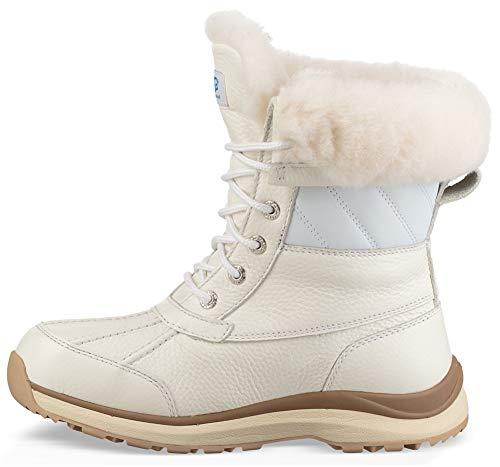 White Quilt W Adirondack Ugg Iii Women Boot qZznwO