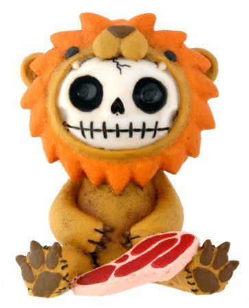 Lion Gifts Gorgeous Mountain (New Furry Bones Lion Collectible Figurine Decoration Sculpture)